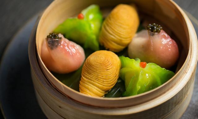 Leithaberg London HKK Dumplings
